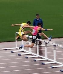 四種競技(110mハードル)