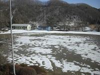 校庭(東側)