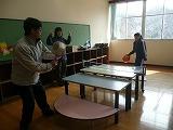 変則卓球大会3